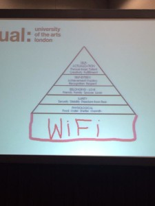 David White's Hierarchy of Needs. image by @jonzmikly