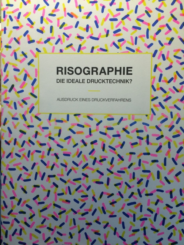 A piece from the library // Herbarium Riso