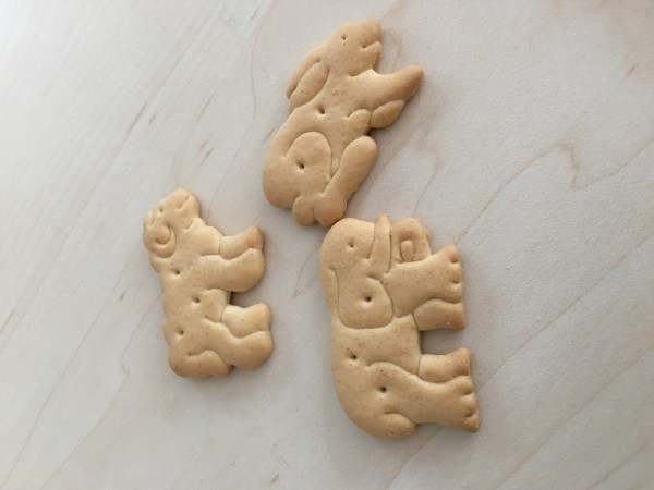 animal crackers. because grad students can be toddlers too.