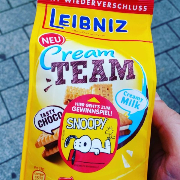 cream team. cookies rule in germany.